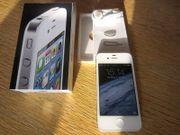 Apple iPhone 4 weiß Smartphone