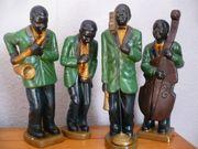 Jazz Ensemble in bisque porzellan