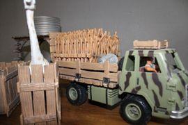 Spielzeug: Lego, Playmobil - Schleich Safari Konvolut