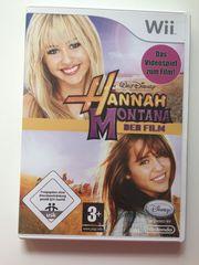 Hannah Montana Wii Spiel zum