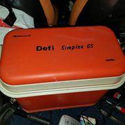 MELACARD Defibrillator Nothelfer 230 Volt
