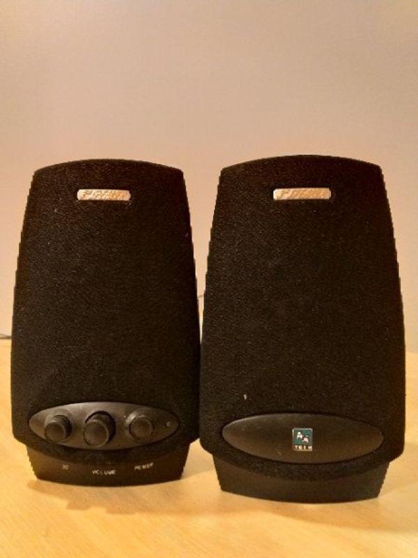 Lautsprecherpaar für PC