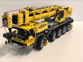 Spielzeug: Lego, Playmobil - 42009 Schwerlastkran