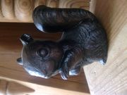 Eichhörnchen Figur Jade House Crafts