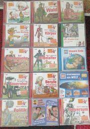 Große Kinder CD Sammlung