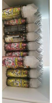fertige E-Zigarette Liquid mit unterschiedlicher