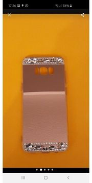 Handyhülle - Samsung Galaxy S8 Rotgold -