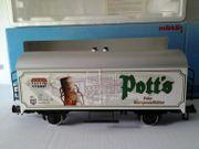 Märklin Maxi Spur 1 Kühlwagen