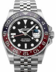 Rolex GMT-Master II 126710BLRO Stahl