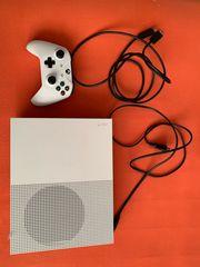 Xbox one s mit einem