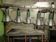 Fabriklampe Industrielampe Hallenlampe Leuchtenbau Leipzig
