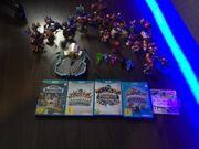 Skylander und Spiele