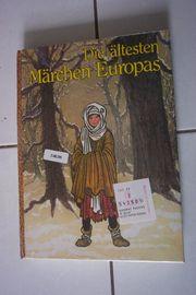 Märchenbuch Die ältesten Märchen Europas