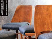 Vintage restaurierte Designstühle von TON -