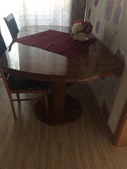 Esstisch Kirschbaum Haushalt Möbel Gebraucht Und Neu