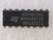 Schieberegister HCF 4015BE