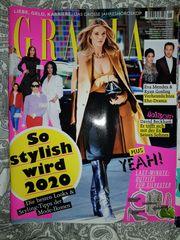 Grazia Magazine- neuwertig