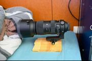 SIGMA 60-600mm F4 5-6 3