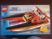 Lego City Speedboat Schnellboot 7244