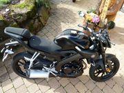 Yamaha MT 125 Hinterreifen neu