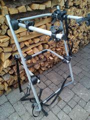 Fahrrad-Träger für PW mit Heckklappe