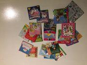 Verschiedene Kinder-Minibücher z B Pixi -