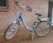 Verkaufe Damen- Alu- Tourenrad der