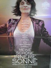 Juliette Binoche 2017 Isabelle ihre