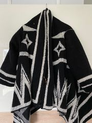 Scotch and Soda Poncho Wolle