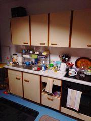 Alte Einbauküche