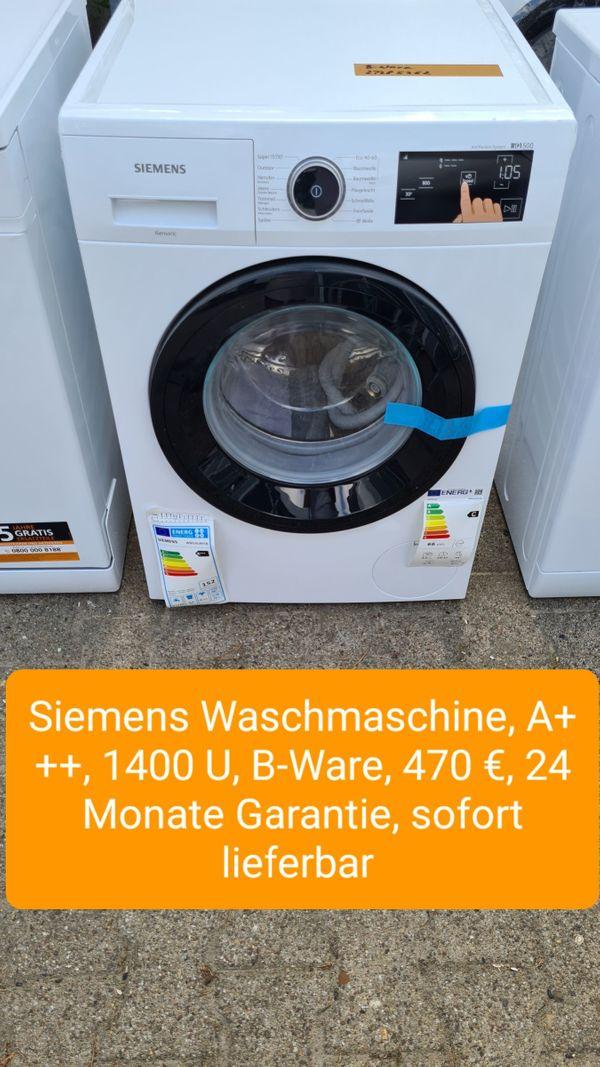 Siemens Waschmaschine A 1400U