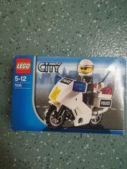 lego 7235 Polizeimotorrad
