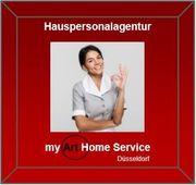 Housekeeper Nanny m f d -