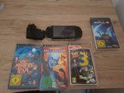 PlayStation Portable - PSP Konsole Black