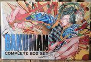 Manga Bakuman Complete Box Set