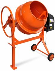 Betonmischer Zementmischmaschine 140 L 650