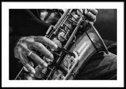 Proberaum für Saxophonisten