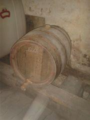 Weinfass Holz 55 Liter