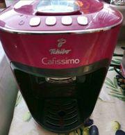 Cafissimo Kaffeemaschine mit 26 Caps