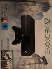 Xbox One Original verpackt Schwarz