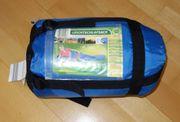 NEU Hochwertiger blauer Leichtschlafsack