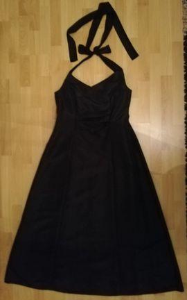 Abend- / Festkleid - Gr. 42/44, schwarz