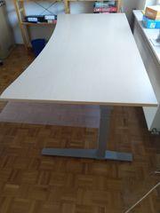 Großer Schreibtisch 200x100 cm für