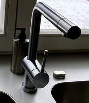 Blanco Linus-F Küchenarmatur Edelstahl für