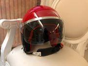 Jet Helm rot
