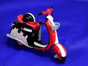 Babie Monster High Motor Roller