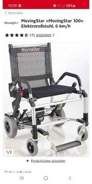 movingStar elektrische Rollstuhl