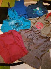 Sweat-Shirt Langarm Shirt Kleiderpaket Teenager -