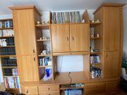 Wohnzimmerschrank Buche
