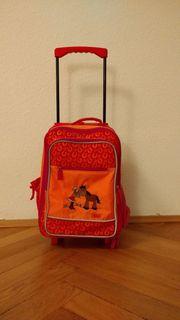 Sigikid Reisetrolley Kinder orange 40x30x17cm